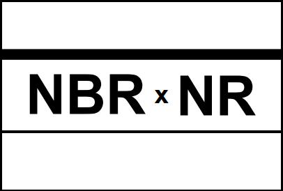 Diferença entre NBR e NR