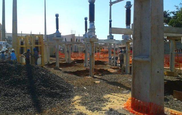 Curso NR-10 Básico e curso NR-10 SEP para trabalhadores de obras civis - construção de subestação